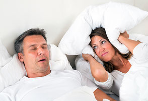 Atemaussetzer, Schnarchen, Schlafapnoe, Liegeberatung, Schlafstörungen, Rückenleiden