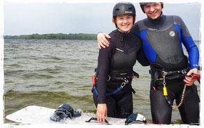 Windsurfen in Rerik an der Ostsee- Surfen lernen Rerik