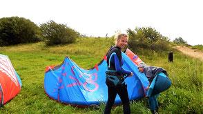 Kiten lernen an der Ostsee? Komm vorbei in deiner VDWS Kiteschule in Rerik und lernen das Kiten in deiner SUrfschule in Kühlungsborn an der Ostsee