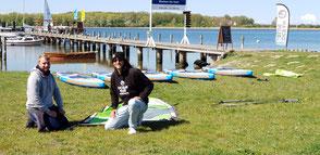 STand Up Paddling lernen, Windsurfen lernen, ein Kitekurs oder Wellenreiten lernen. Komm vorbei in deiner VWS Surfschule Kühlungsborn und in deiner VDWS Surfschule Rerik an der OStsee im Salzhaff.