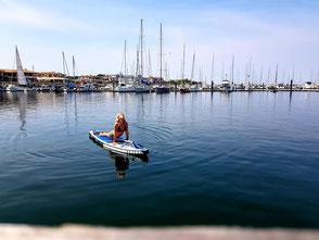 SUP Yoga am Meer- Ostseeurlaub in Kühlungsborn