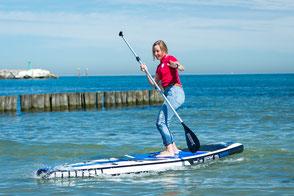 stand up paddling kühlungsborn ost-surfschule kühlungsborn