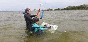 Dein Kitekurs an der Ostsee in deiner Kiteschule Oceanblue Watersports