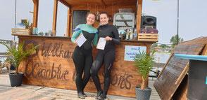 VDWS Surflizenz am Salzhaff- Wassersportangebot Windsurfkurs