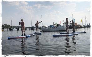 Oceanblue Watersports Beanie - STX SUPS- Beach- ab zum Strand