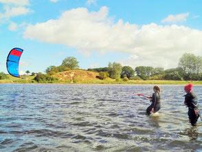 Kitekurse Salzhaff- VDWS Kiteschule Ostsee Salzhaff Oceanblue Watersports- Kiten lernen Ostsee- Kiten lernen Salzhaff