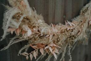 Trockenblumen von der Blumenscheune Utphe