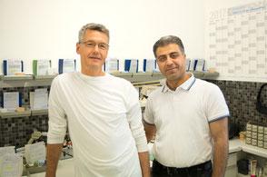 Labor Team  Zahnarzt Dr. Bisso