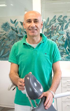 Dr. F. Bisso – Zahnarzt