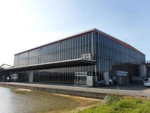 工場 羽島顆粒工業