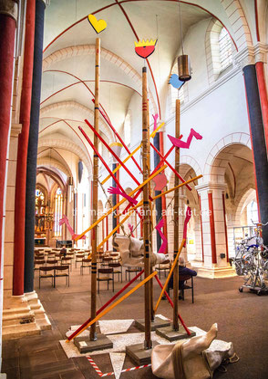 Ausstellung Marktkirche, Neben der Spur, Thomas Krutmann, Folge deinem Herzen