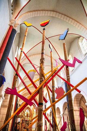 Folge deinem Herzen, Thomas Krutmann, Ausstellung Markkirche Goslar