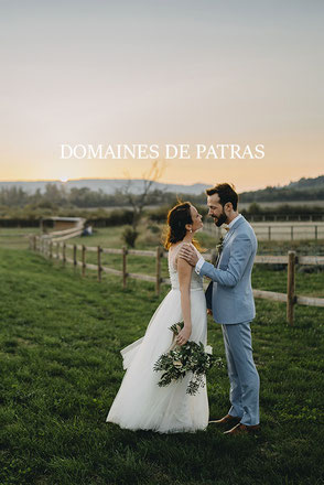wedding photographer domaines de patras