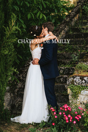wedding photographer chateau de mailly