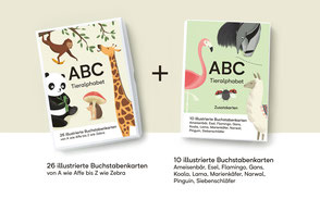 ABC Karten im Set