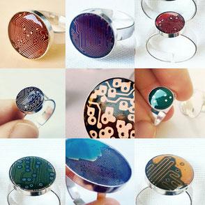 Circuit Accessories Ringe