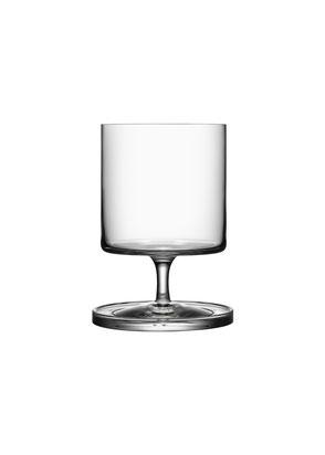 Karl Lagerfeld Gläser. Karl Lagerfeld Wasserglas, KL.