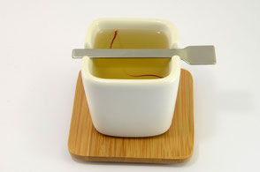 cuisine au safran - idées recette : thé vert au safran