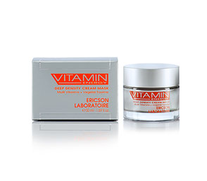 Ericson Laboratoire Vitamin Energy Intense Restructuring Cream Mask