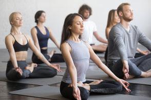 Mediation Fitness Achtsamkeit gesundheit