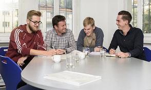 team, architektur bettler, büro in zell, luzern, luzern hinterland,