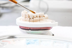 Zahnarztpraxis, Clamors, Praxislabor, Blomberg