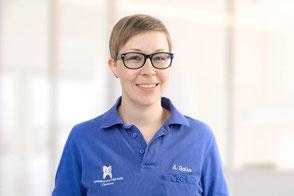 Ariane Galle, Zahnmedizinische Prophlaxeassistentin