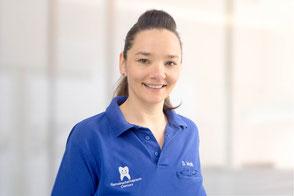 Daniela Weiß, Zahnmedizinische Fachanestellte