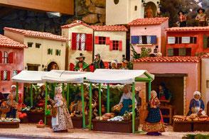 Musée des crèches - Festival des crèches de Noël - Muzeray - Portes de Verdun et du Luxembourg