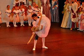 Klassisches Ballett Märchenballett
