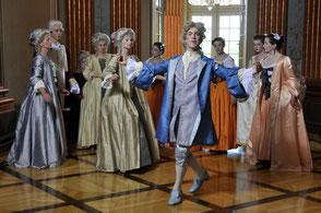 Barocktanz Ballett de Cour Film