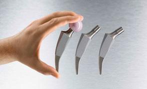 Kurzschaftprothesen
