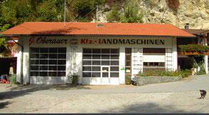Geschichte Transportunternehmen Oberauer in Nußdorf