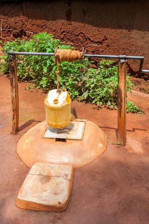 Brunnen von Hftc gebaut