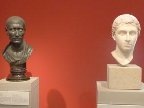 Berlin, Museumsinsel: Caesar und Kleopatra