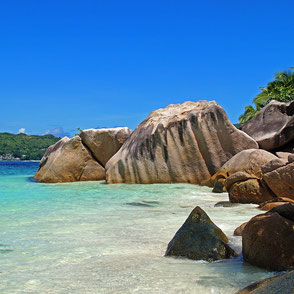 Seychellen Insel