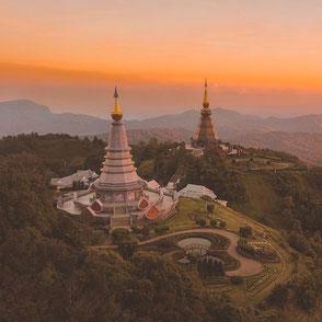 Tempelberg Do Inthanon Chiang Mai