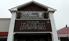 Kauri Museum in Matakohe Neuseeland