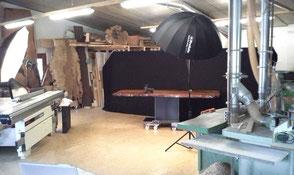 Schönheit Kauri Wurzeltisch, kunstvolle Naturwüchse im Holz mit einzigartigen Vielfalt der Natur, massive Holztische und Esstische