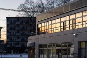 北海道上士幌町 囲炉裏のある和風住宅