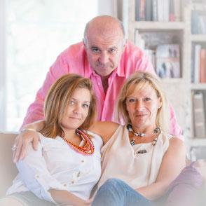 Photographie, portrait d'enfant, Antonia Rodriguez