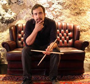 Andrea Paoletti schlagzeug lernen regensburg schlagzeuger drums drummer musikschule