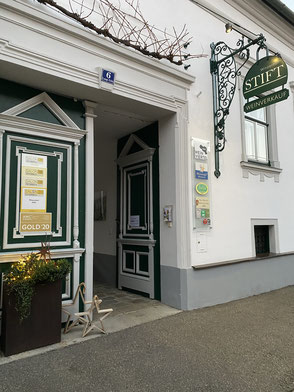 Winzerhof Stift Türchen Nr. 1