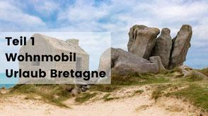 wohnmobil urlaub in der Bretagne