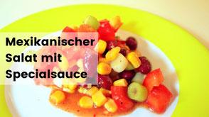 Essen im Wohnmobil, Salate, Campingküche