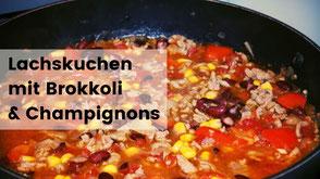 Kochen im Wohnmobil, Campingrezept, chili con carne