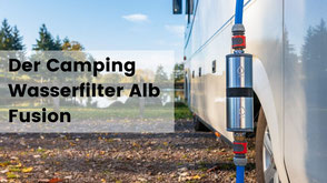 Camping wasserfilter