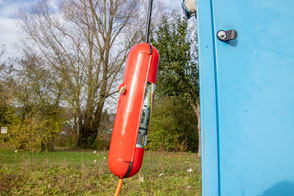 Stromversorgung im Wohnmobil, CEE Schutzbox
