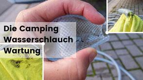 Der Camping Wasserschlauch