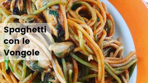 Spaghetti, Camperküche, Camping Rezept